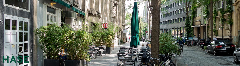 HASE Restaurant Köln - Kontaktseite