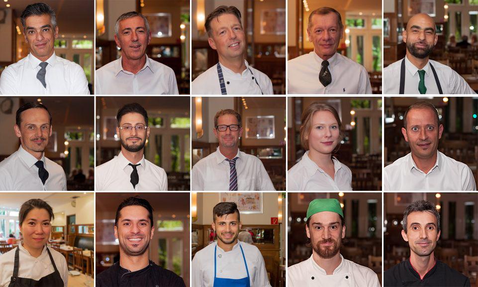Das Hase Restaurant Team