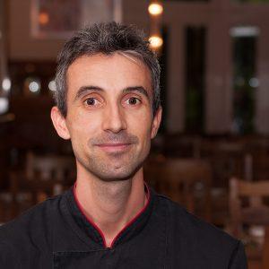 Koch Adnan Bajqinca im Hase Restaurant