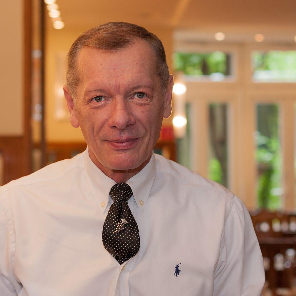 Helmut Mohr - Sommelier im HASE Restaurant