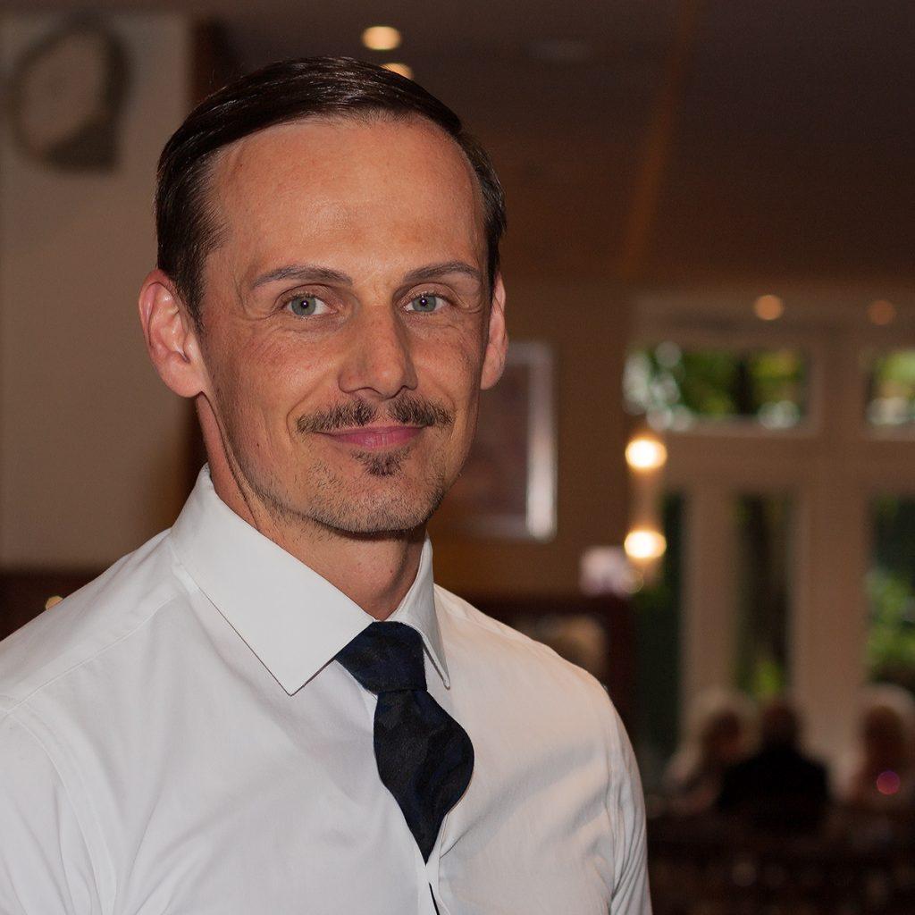 Martin Gonera - Servicemitarbeiter im HASE Restaurant